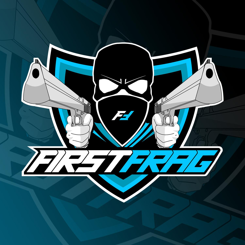FirstFrag Logo